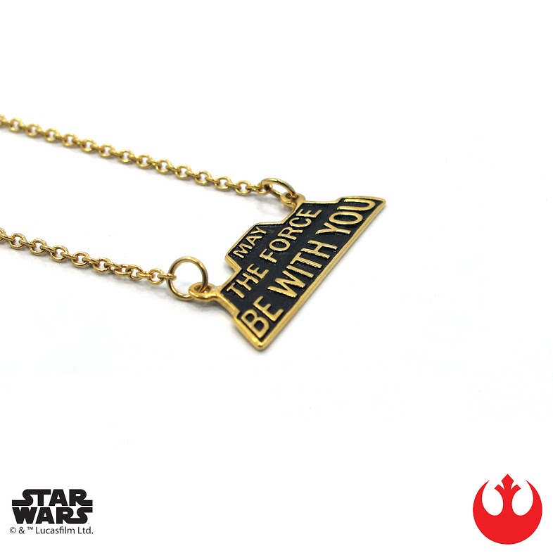 Limited edition official star wars jewellery from local la designer